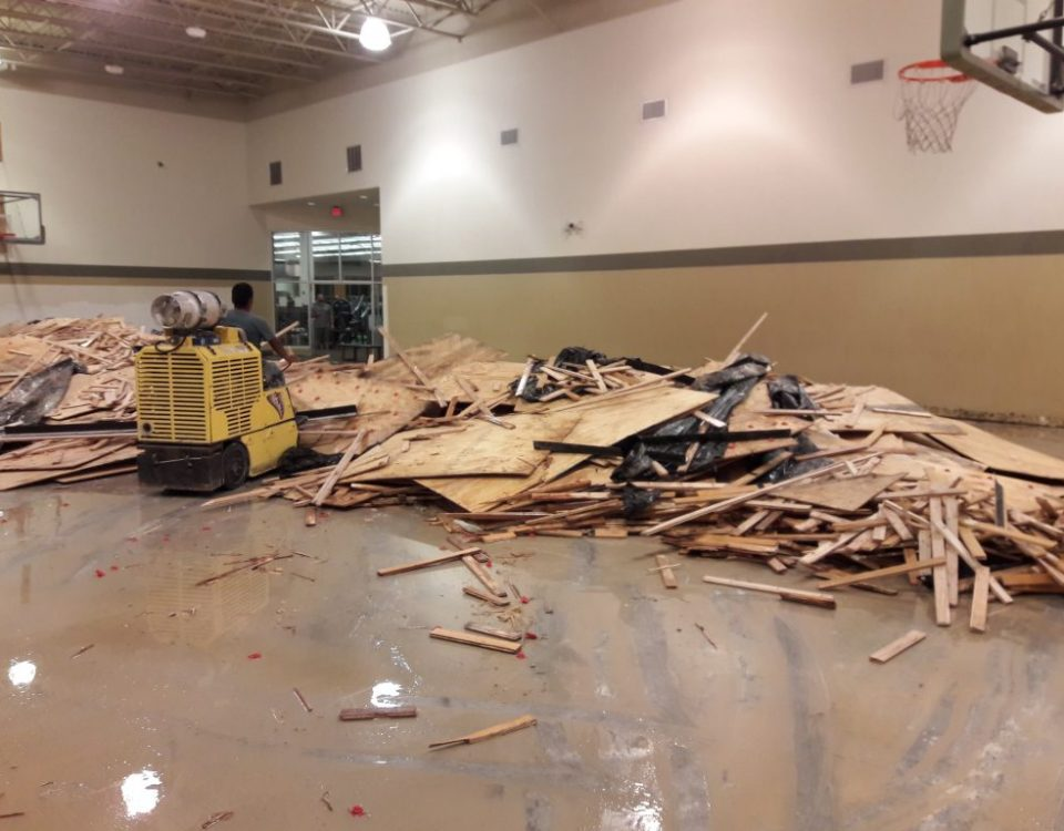 Get the fastest floor removal services