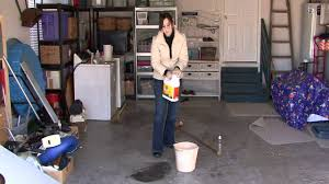 How to clean garage professionally