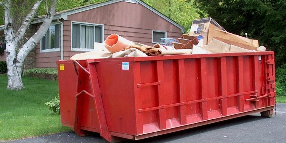 First timer guide to Dumpster rental in Atlanta