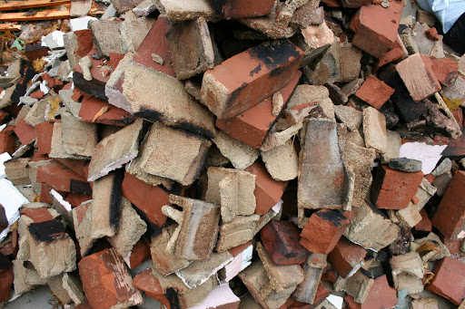 How To Get Rid of Concrete, Dirt, Rocks, and bricks from your building project