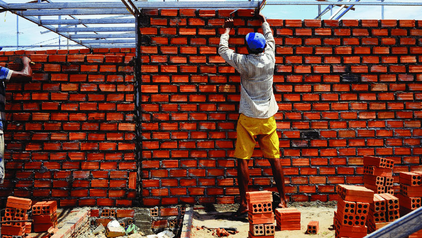 Construction With Bricks